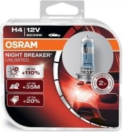 Osram H4 Night Breaker Unlimited P43t 60/55W 2ks