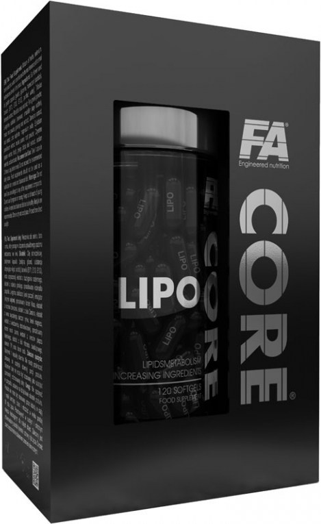 Fitness Authority Lipo Core 120kps  4dee681b8e7