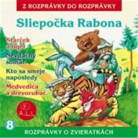 Sliepočka Rabona - Z Rozprávky Do Rozprávky