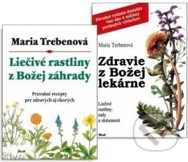 Liečivé rastliny z Božej záhrady + Zdravie z Božej lekárne