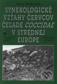 Synekologické vzťahy červcov čeľade Coccidae v strednej Európe