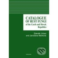 Catalogue of rust fungi of the Czech and Slovak Republics