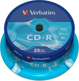 Verbatim 43352 CD-R 700MB 25ks