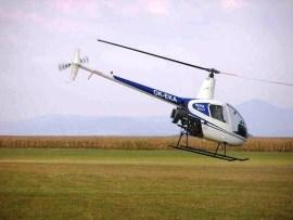 Pilotom vrtuľníka na skúšku