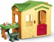 Little Tikes Picnic on the Patio Playhouse Natural - 244,43 €, porovnanie