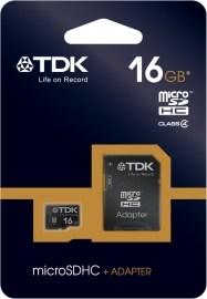 TDK Micro SDHC Class 4 16GB