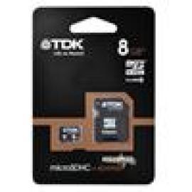 TDK Micro SDHC Class 10 8GB