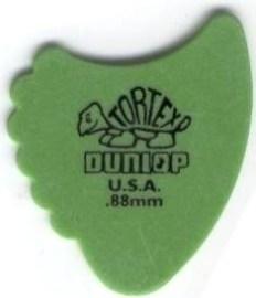 Dunlop Tortex Fins 414R 0.88