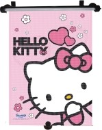 Kaufmann slnečná roleta do auta Disney Hello Kitty