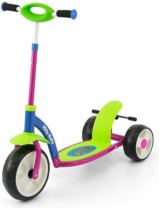 Milly Mally Crazy Scooter