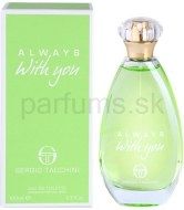 Sergio Tacchini Always With You 100ml - cena, porovnanie
