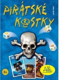 Albi Pirátske kocky