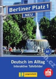 Berliner Platz 1 Neu - CD-ROM pre interaktívne tabule