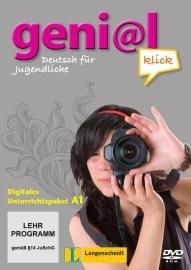 Geni@l Klick A1 - digitálny výučbový balíček k učebnici nemčiny