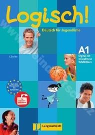 Logisch! A1 - digitální paket pro interaktívne tabuľe (CD-ROM)