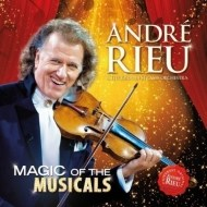 André Rieu - Magic of the Musicals - 15,19 €, porovnanie