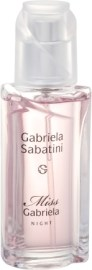 Gabriela Sabatini Miss Gabriela Night 60ml