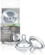 Tommee Tippee Closer to Nature Breast & Bottle Feeding 0m+ 2ks - 4,68 €, porovnanie