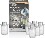 Tommee Tippee Closer to Nature Milk Powder Dispensers 6ks - 5,94 €, porovnanie