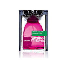 Benetton White Night Woman 75ml