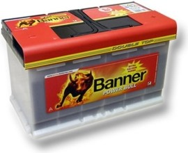 Banner Power Bull Professional 84Ah