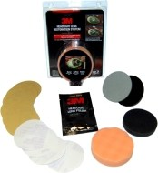 3M Headlight Lens Restoration System 39073