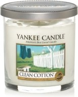 Yankee Candle Clean Cotton Pillar 198g