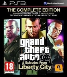 Grand Theft Auto IV (Complete Edition)
