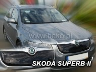 Heko zimná clona Škoda Superb od 2008 do 2013