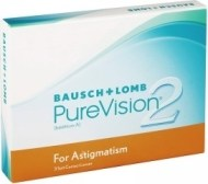 Bausch   Lomb PureVision 2 HD for Astigmatism 3ks c03be5928a2
