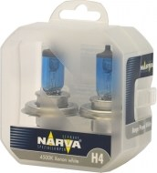 Narva H4 Range Power White P43t 60/55W 2ks