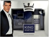 Antonio Banderas King of Seduction 50ml - cena, porovnanie