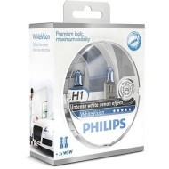 Philips H1 WhiteVision P14.5s 55W 2ks