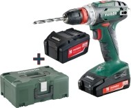 Metabo BS 18 Quick - 126,20 €, porovnanie