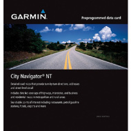 Garmin City Navigator Australia & New Zealand NT microSD/SD