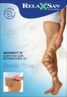 Relaxsan Microfiber Maternity Tights