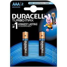 Duracell Turbo AAA 2ks