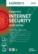 Kaspersky Internet Security 2015 CZ 1 PC 1 rok