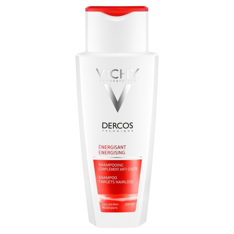 Vichy Dercos Energising Anti-Hairloss Shampoo Complement 200 ml