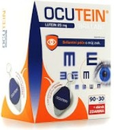 Simply You Ocutein Brillant Lutein 25mg 120tbl