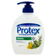 Protex Herbal Antibacterial Liquid Hand Soap 300ml - 2,34 €, porovnanie