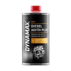 Dynamax DXF1 Diesel Aditiv Plus 500ml