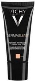 Vichy Dermablend odtieň 25 Nude SPF 35 Fluid Corrective Foundation 30 ml