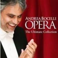 Andrea Bocelli - Opera, The Ultimate Collection - 17,09 €, porovnanie