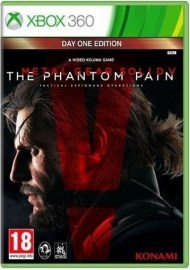 Metal Gear Solid 5: The Phantom Pain (Day One Edition)