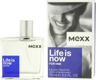 Mexx Life is Now For Him 75ml - cena, porovnanie