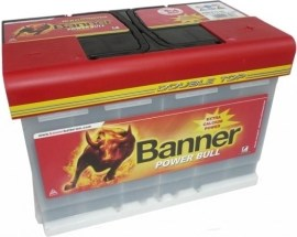 Banner Power Bull Professional 77Ah