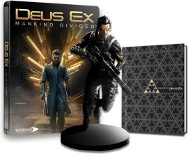 Deus Ex: Mankind Divided (Collectors Edition)