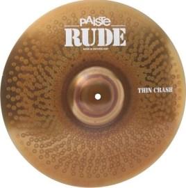 "Paiste 19"" Rude Thin Crash"