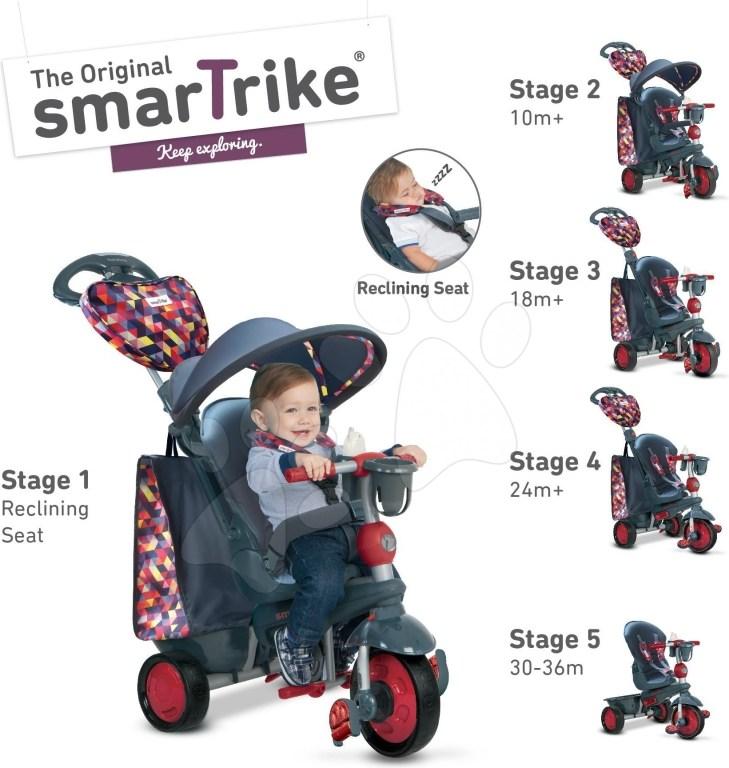 Smart Trike Explorer 5v1